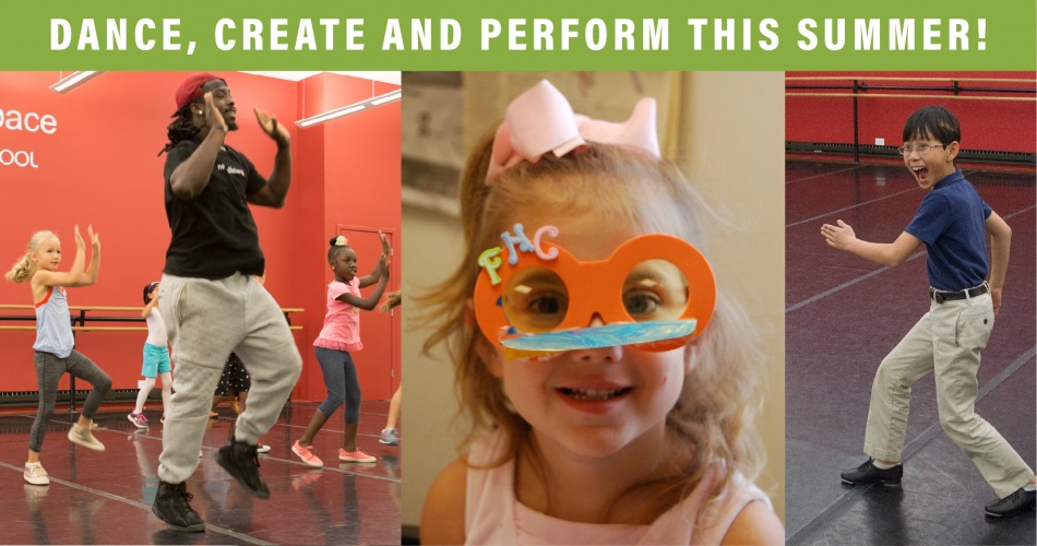 10 GREAT SUMMER DANCE CAMPS FOR AGES 3-15! DETAILS HERE-->