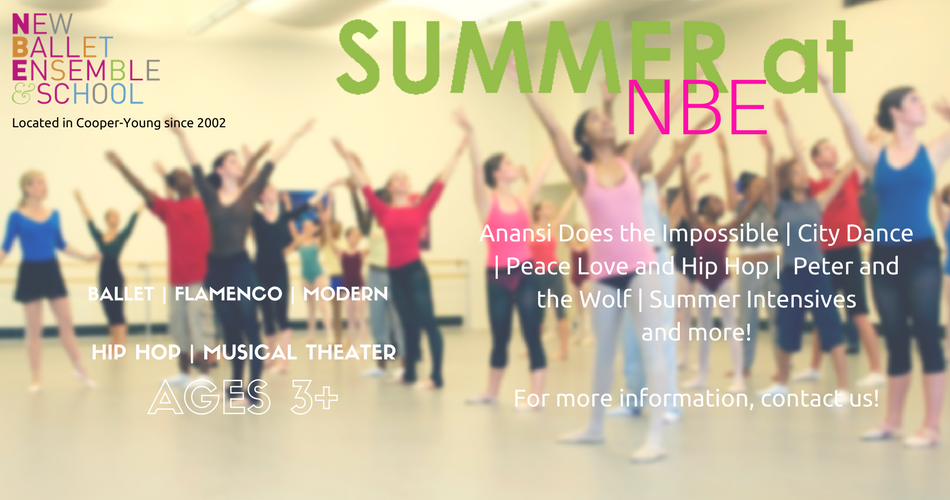 Summer registration available now!