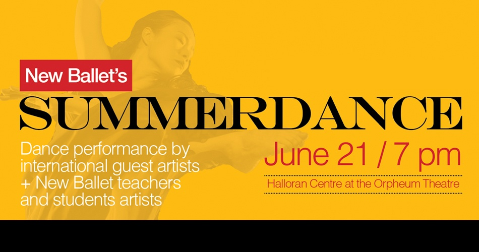 Summer Intensive Final Performance: Pay-What-You-Can Admission